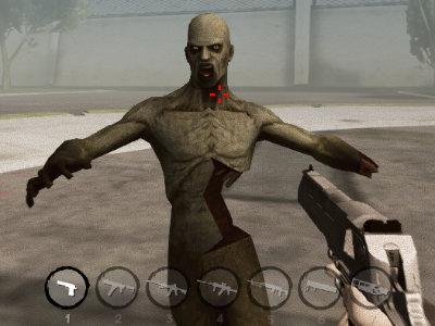 Mad Zombies Town Sandbox