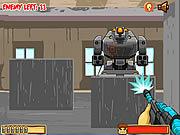 Rambo Robot Mayhem