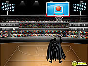 Batman vs Superman Basketball Tournament