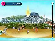 Beach Skills Soccer