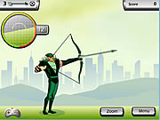 Justice League Training Academy - Green Arrow