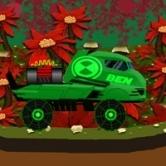 Ben 10 Bomb Truck