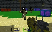 Combat Pixel Arena: 3D Infinity