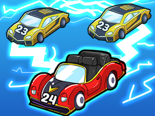Merge Car Idle Tycoon