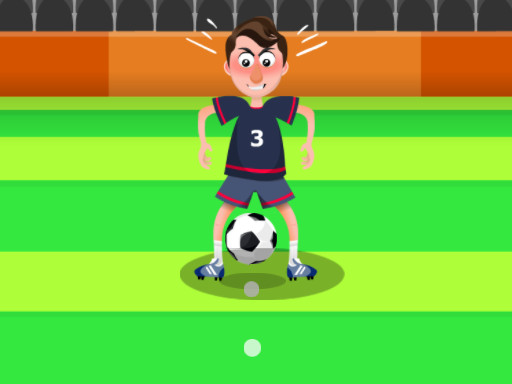Nutmeg Football Casual HTML5 Game