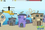 Spongebob Helicopter