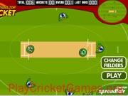 Tabletop Cricket